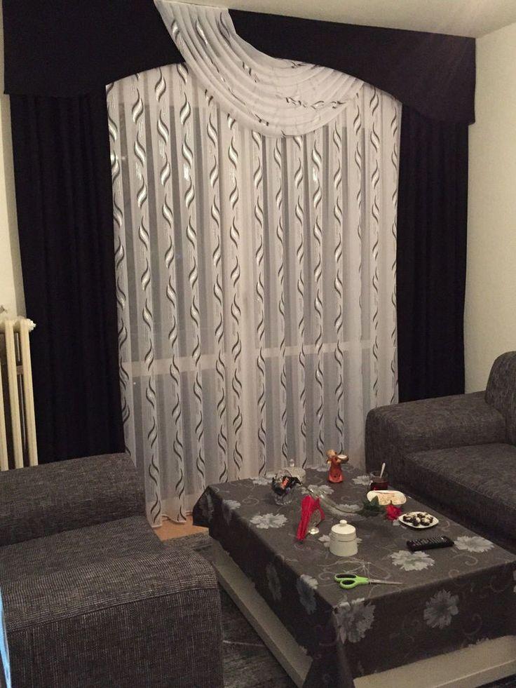 ber ideen zu ma gefertigte vorh nge auf pinterest fensterdekorationen vorh nge und. Black Bedroom Furniture Sets. Home Design Ideas