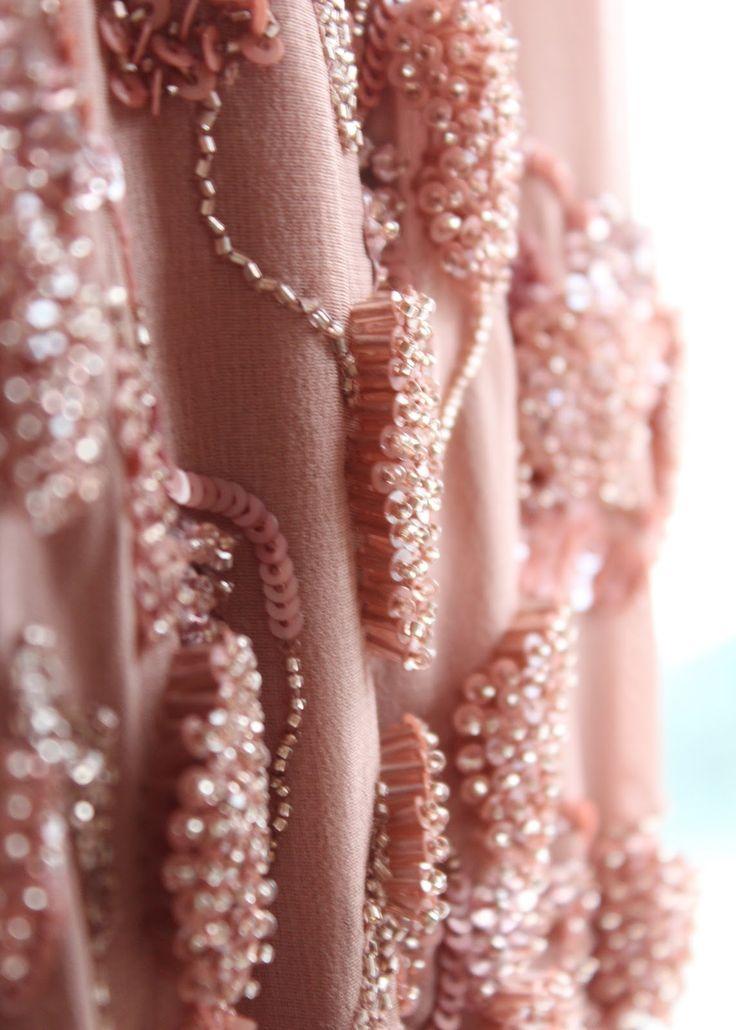 Elie Saab embroidery details