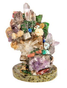 Горка минералов