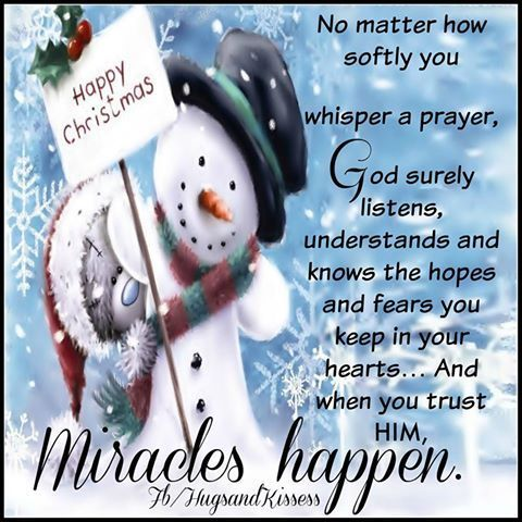 God Surely Listens Happy Christmas christmas christmas quotes religious christmas quotes cute christmas quotes christmas love quotes quotes for christmas christmas quotes for friends christmas quotes for family