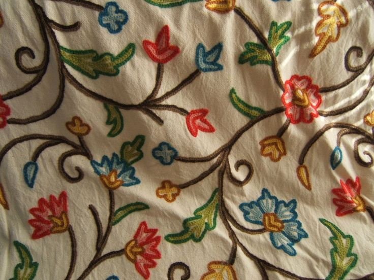 want this fabric: Embroidery