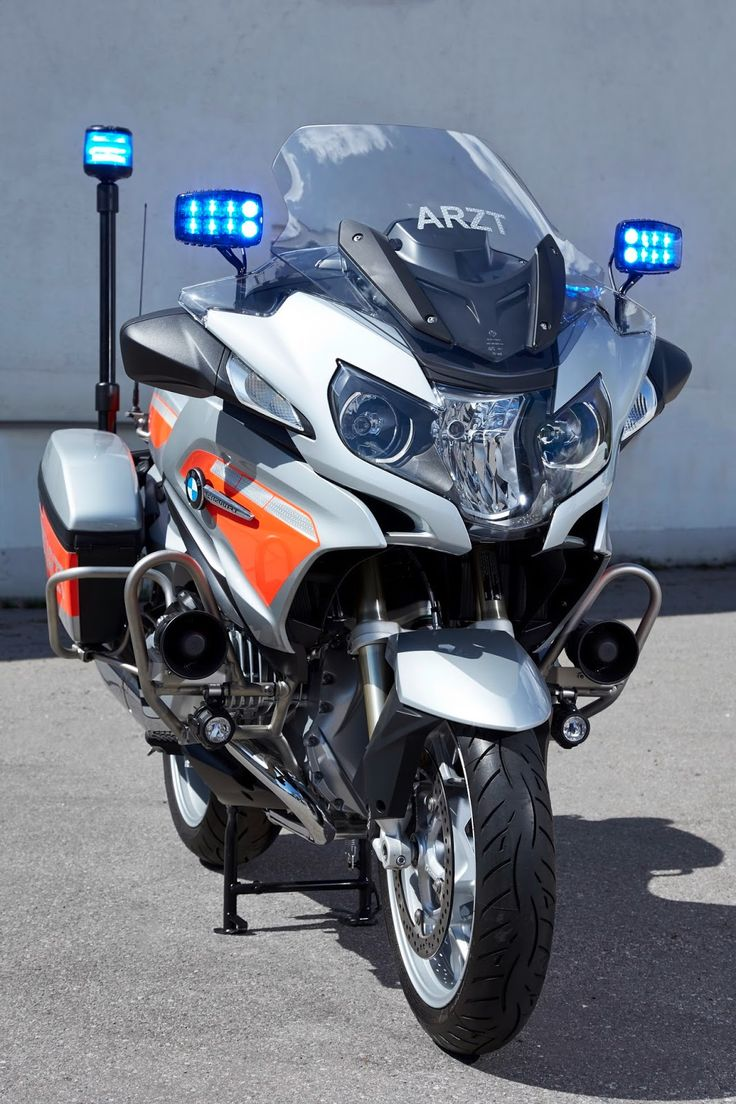 Bmw s new special emergency and safety vehicles and bikes