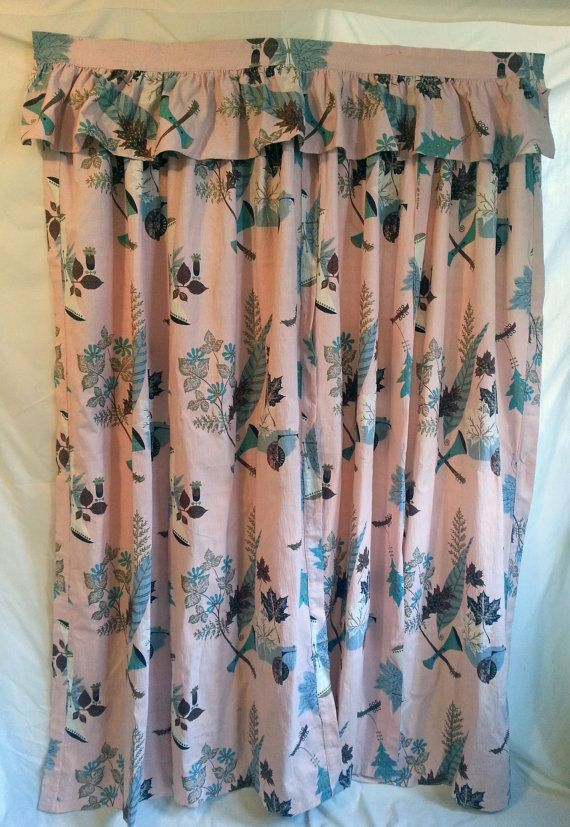Unbelievable Pink MidCentury Atomic 1950s by PurrfectlyVtg on Etsy, $165.00