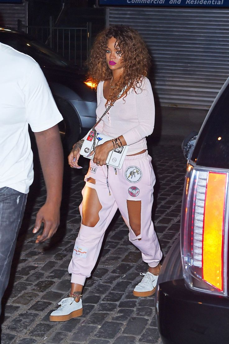 August 12, 2015:  Arriving at Bang Bang Tattoos in New York City's East Village.