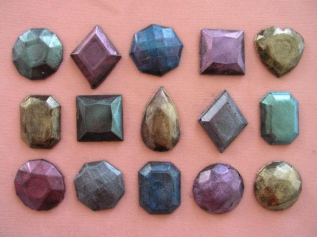 How to DIY Chocolate Gems by brettbara: Genius!