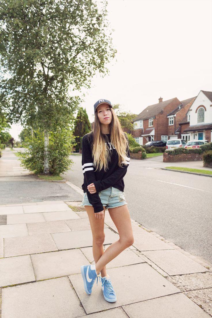 Nike Blazer Vintage Robes Des Femmes De vue pas cher hacNOt