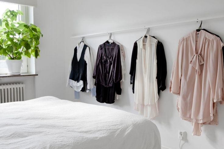 Clothes rail | Bedroom