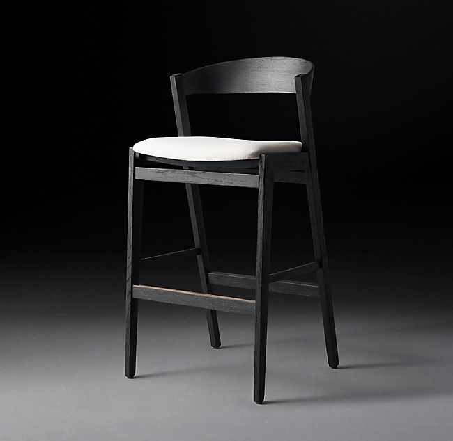 Anders Fabric Stool Bar Furniture Leather Stool Stool