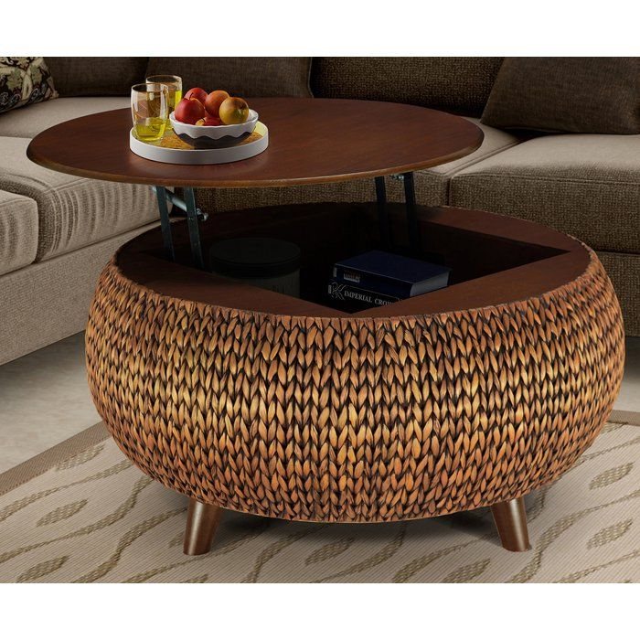 Nobles Lift Top Coffee Table With Storage Wicker Coffee Table Coffee Table Cool Coffee Tables Wicker coffee table with storage