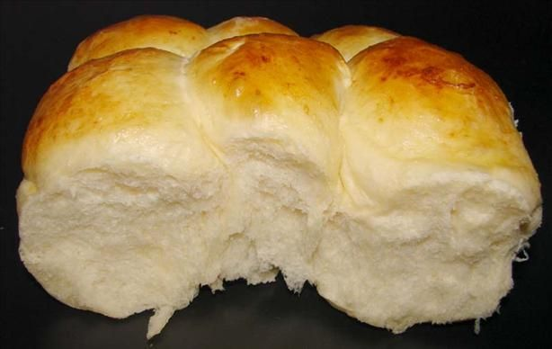 Holiday Dinner Rolls (Bread Machine) from Food.com:   This is my roll recipe I am always asked to bring to family gathering. These are rich and buttery.