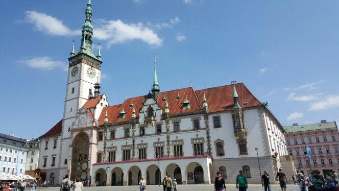 Olomouc town hall. Author-Tereza Večerková