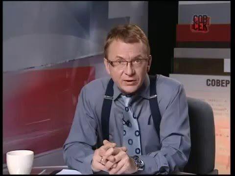 """Сенсационные заявления судьи Новикова в программе """"Наше время"""""""