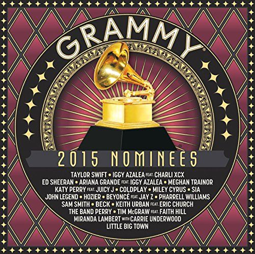 2015 GRAMMY Nominees RCA  (Thinking of Mom with the Grammys just having past.. Her birthday was in February, so I started getting  her the Grammy Nominees CDs.)