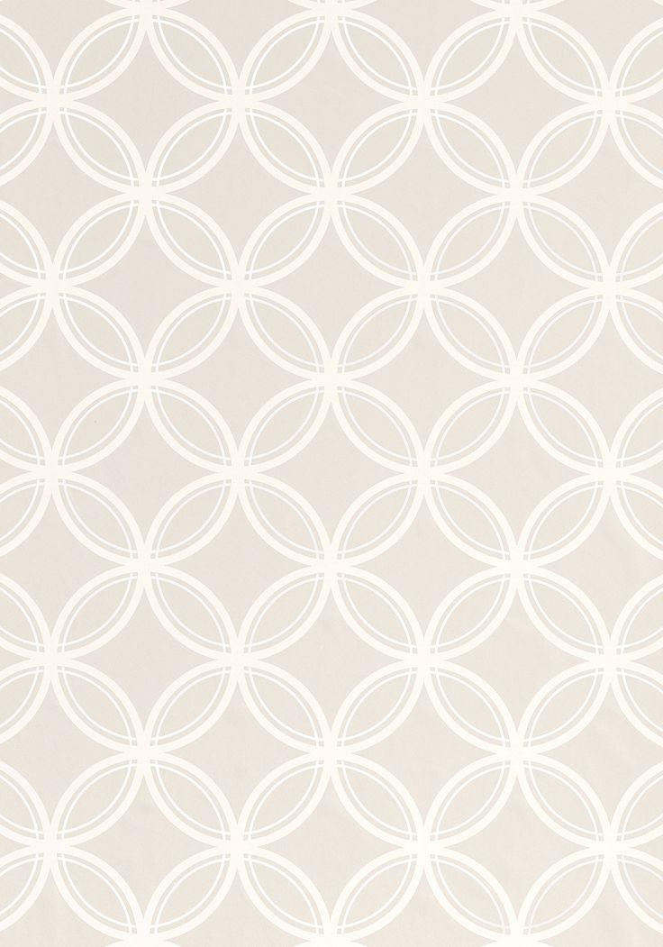 KIRKOS Metallic on Grey T1899 Collection Geometric