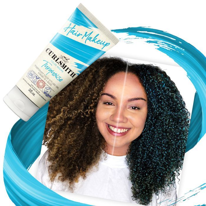 Neu Curlsmith Temporare Haarfarbe Styling Gel In 2020 Styling Gel Curl Styling Gel Temporary Hair Color