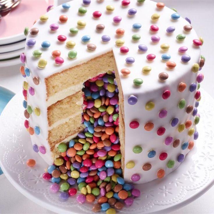 Machen Sie sich selbst einen Geburtstagskuchen: 4 raffinierte Rezepte   – Kindergeburtstag