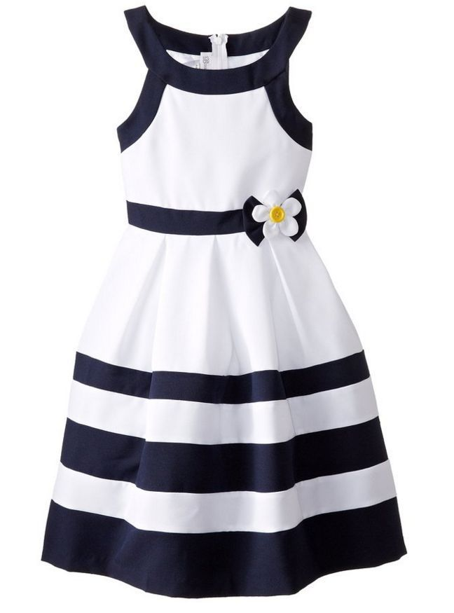Cool Great Bonnie Jean Big Girls' Nautical Dressy  Striped Navy Banded Sring  Dress 7-16 2017-2018 Check more at http://24store.ml/fashion/great-bonnie-jean-big-girls-nautical-dressy-striped-navy-banded-sring-dress-7-16-2017-2018/