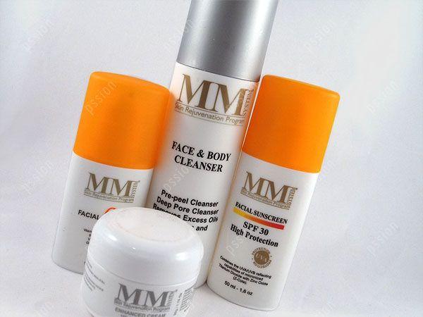 Ny hudvård från Mene & Moy