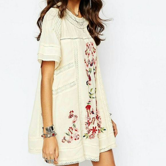NWT Free People Perfectly Victorian Dress NEW Free People Dresses Mini