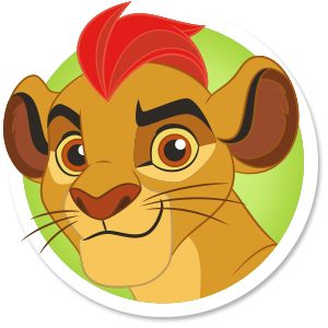 The Lion Guard - Printable Activities