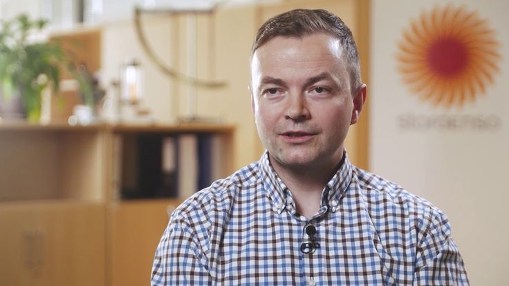 Daniel Rebane works as Business Controller at the Ostrokeka Mill in Poland. By working with numbers he is telling the company story.