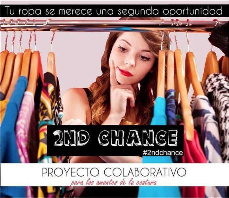 2nd Chance. Dale a tu ropa otra oportunidad. De camiseta enorme a camiseta de moda.