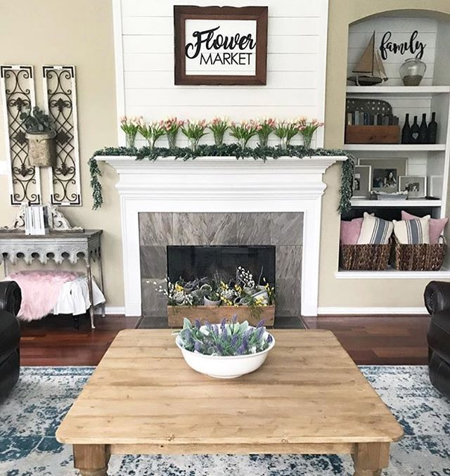 Happy Sunday funday we are soooo excited for #todaysdeal especially after seeing @sawdust.angel using hers in this spring inspired space these will not last long so HURRY to decorsteals.com  . . . #Decorsteals #decorstealsaddict #farmhousechic #modernrustic #farmhousestyle #frenchhome #vintageinspired #vintagefarmhouse #farmhousedecor #farmhouseliving #rusticfarmhouse #countryliving #farmhouse #modernfarmhouse #homedecor #decorating #dreamhome #interiordesign #vintageinspired #hgtv #home #