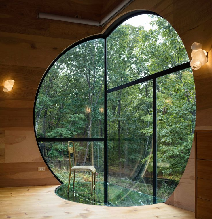Ex of In House by Steven Holl   http://www.yellowtrace.com.au/circles-in-architecture/