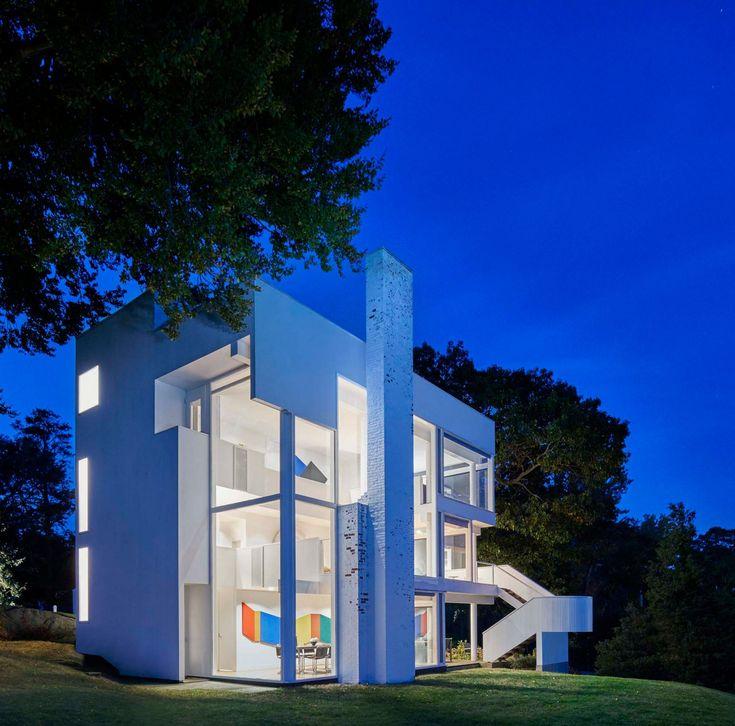 Richard Meieru0027s Smith House Celebrates 50th Anniversary