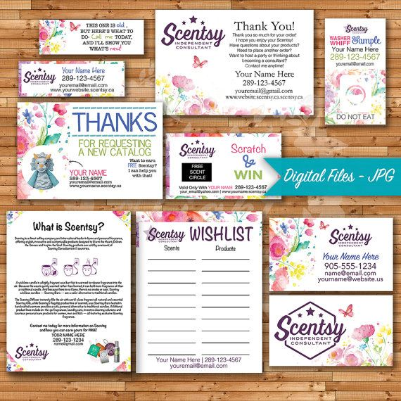 101 best Authorized Scentsy Vendor Scentsy Business Cards images