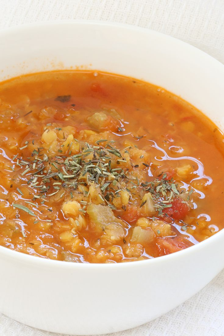 #Epicure Lentil Soup #vegetarian #meatlessmonday