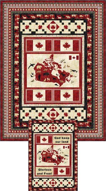 Northcott Stonehenge Oh Canada 4