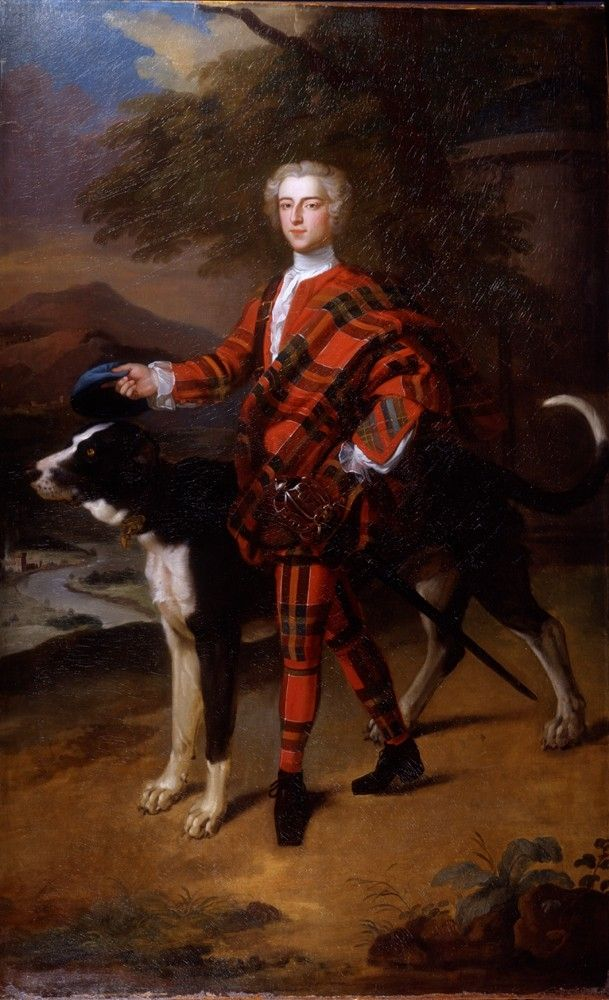 John Campbell, Lord Glenorchy, ca. 1735 or, more probably, the 1720s