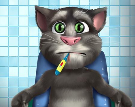 Talking Tom Surgeon game. Get ready for another awesome Talking Tom doctor game where he will be really eager to get you started. Surely you will follow the instructions throughout the whole surgery game because you will need them to know what you are doing. Make your way through every step of the game and this way you will end up curing your patient really fast. The recovery should be really short and you will learn plenty of procedures during this game and those to come