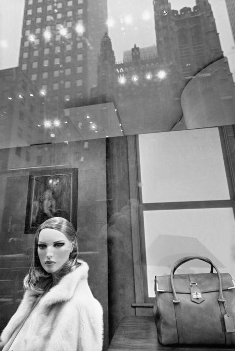 Lee Friedlander's New York City Mannequins (New Yorker)