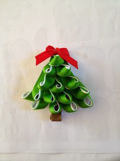 28 Best Sweet Sippi Images On Pinterest Hair Accessories Hair  - Christmas Tree Hair Bows