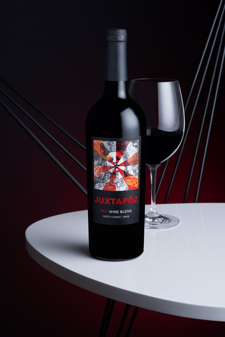 """The Coolest Wine Labels For 2015"" by Forbes. on Behance"