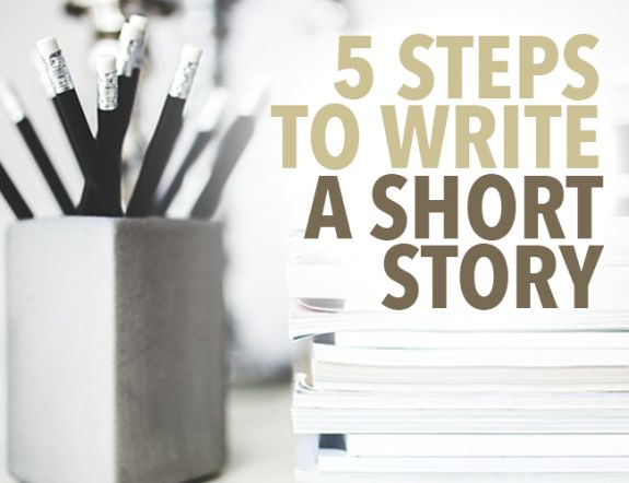 how to write a short story in english