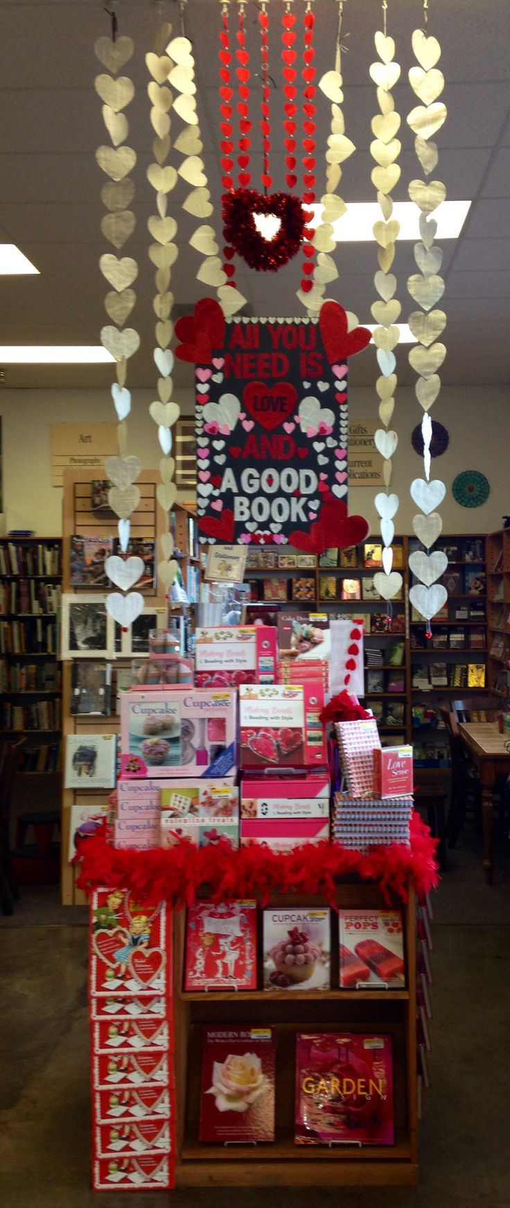 17 Best ideas about Library Book Displays on Pinterest