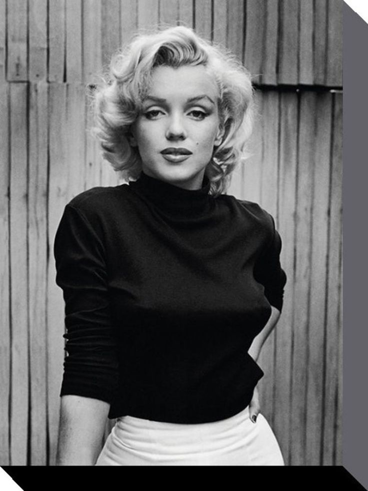 Marilyn Monroe - Time Life - Official Canvas Print. Official Merchandise. FREE SHIPPING