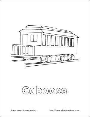 donald crews freight train coloring pages | 12 best Transportation fun images on Pinterest | Train ...