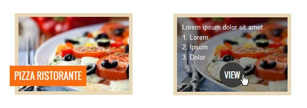 Simple animated hover effect for images using #CSS3 and #HTML, examples for #VirtueMart modules