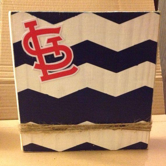 Cardinals Wood Photo Frame (St. Louis Cardinals)
