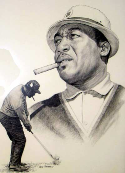 Charlie Sifford   Charlie Sifford   PGA Golf   Tiger Woods