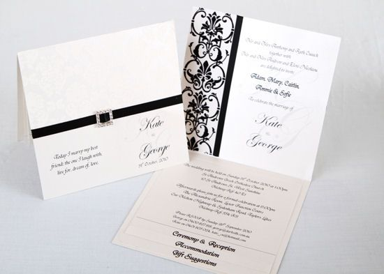 Wedding Invitation Formal: 53 Best Images About Wedding Invitations 2014 On Pinterest
