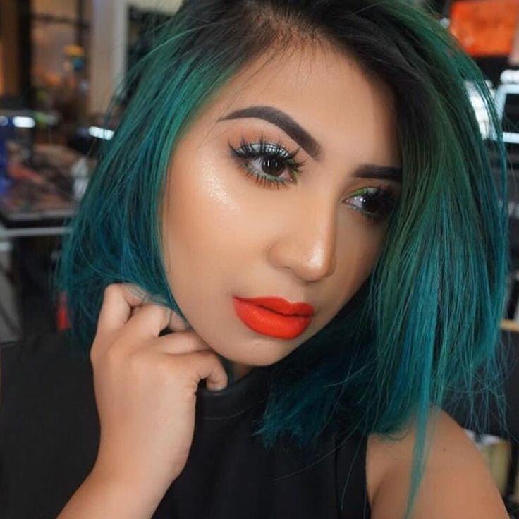 Coloration des cheveux sans cruaute