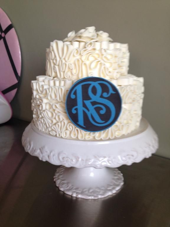 Cake Decor Coles : 17 Best images about Nicoles wedding cake ideas on ...