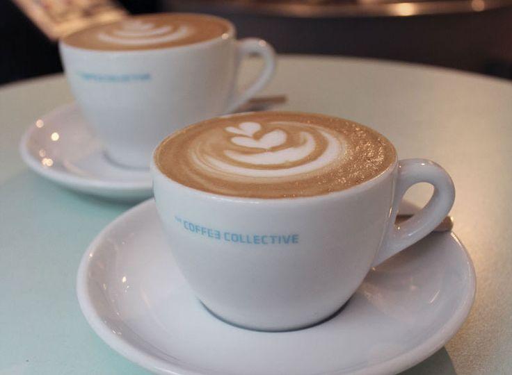 5x koffie in Kopenhagen (update)