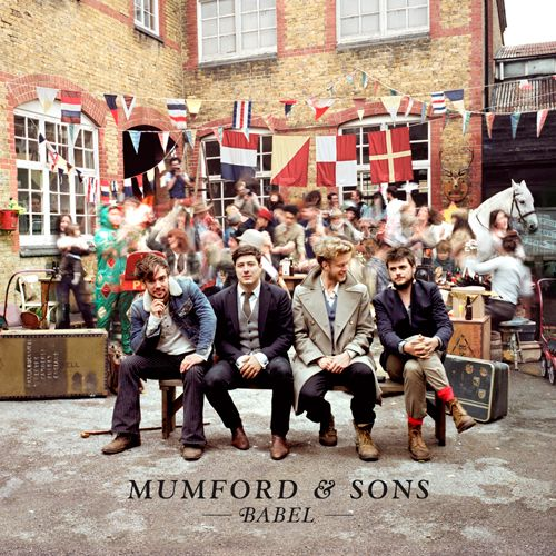 "Mumford & Sons and their sophomore album: Babel. My favorite songs are ""Babel,"" ""Whispers in the Dark,"" and ""I Will Wait for You."" Mumford & Sons have the folk music mixed with rock  that I look for music."