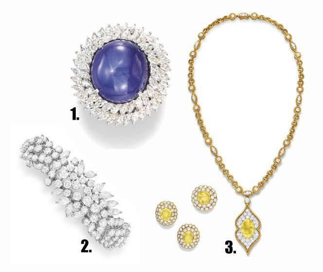 lucille ball's jewelry
